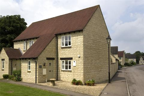 2 bedroom semi-detached house for sale - Birch Drive, Bradwell Grove, Burford, Oxfordshire, OX18