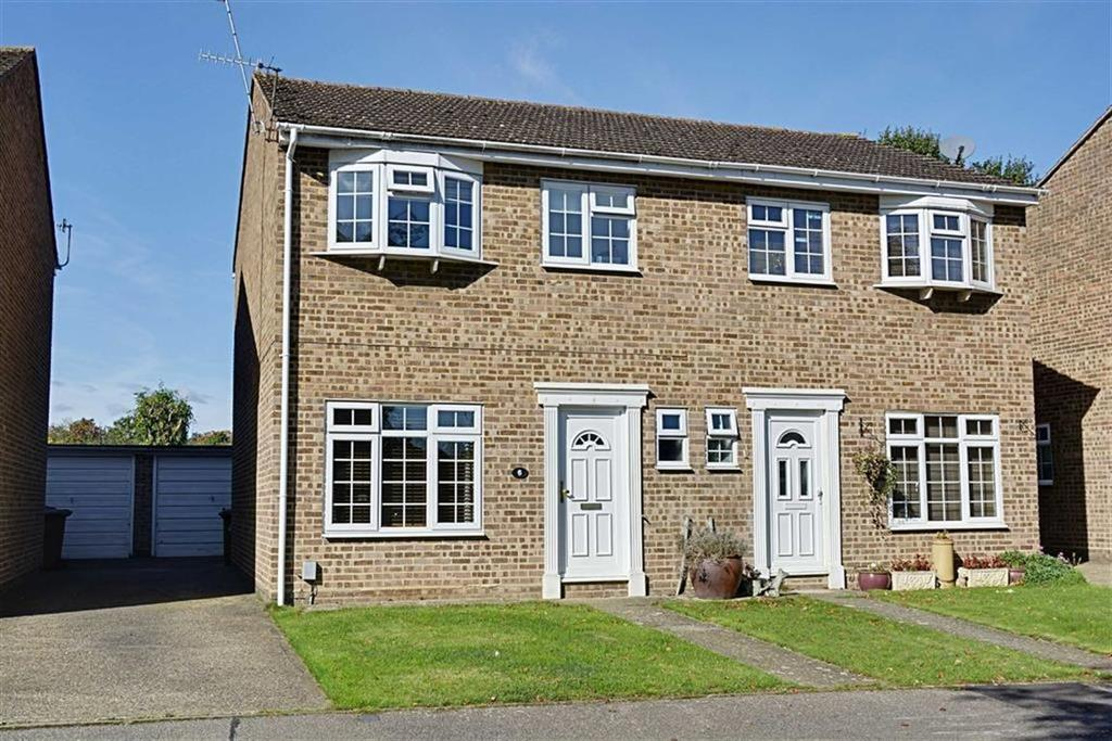 3 Bedrooms Semi Detached House for sale in Shepherds Court, Bengeo, Herts, SG14