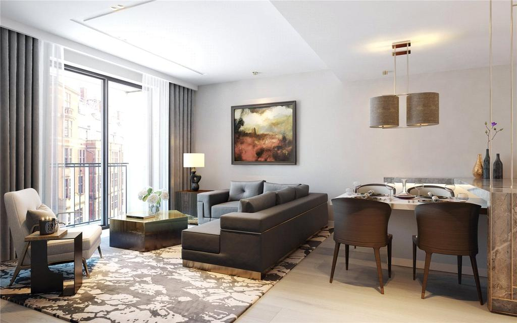 1 Bedroom Apartment Flat for sale in Lincoln Square, Westminster, WC2A