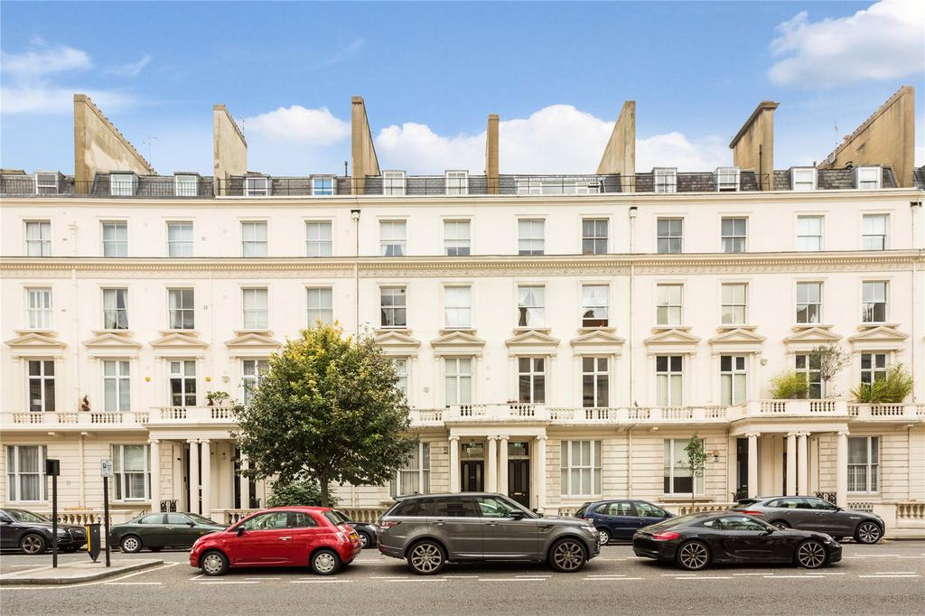 2 Bedrooms Flat for sale in Warrington Crescent, Little Venice, London