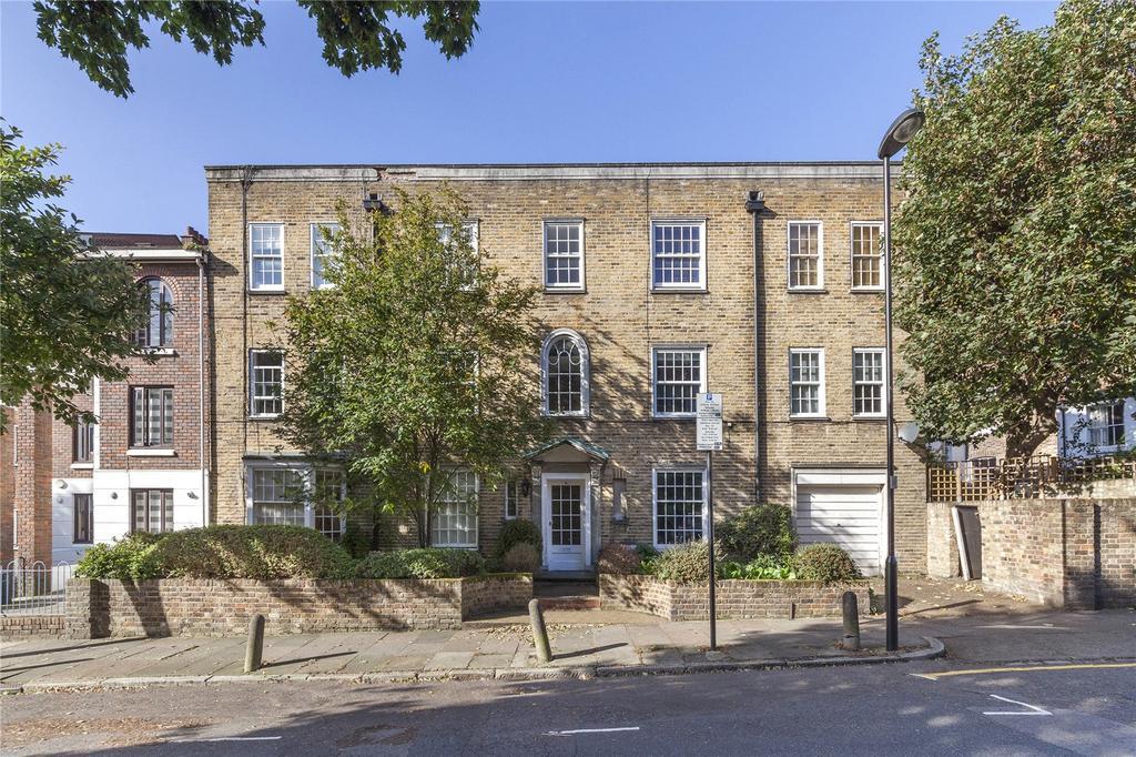 2 Bedrooms Flat for sale in Canonbury Street, Islington, London