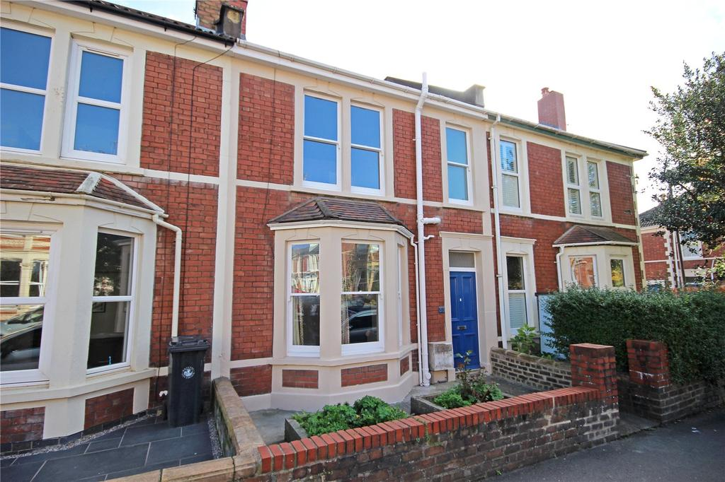 3 Bedrooms Terraced House for sale in Falmouth Road, Bishopston, Bristol, BS7