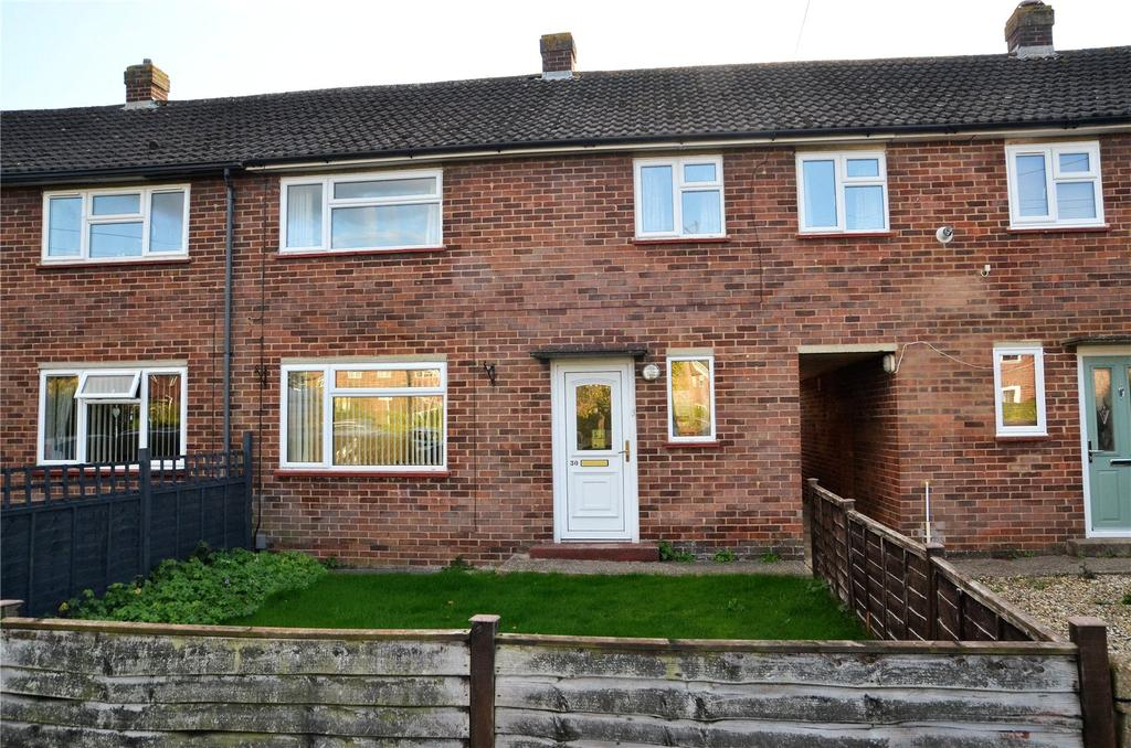 3 Bedrooms Terraced House for sale in The Hollands, Thatcham, Berkshire, RG19