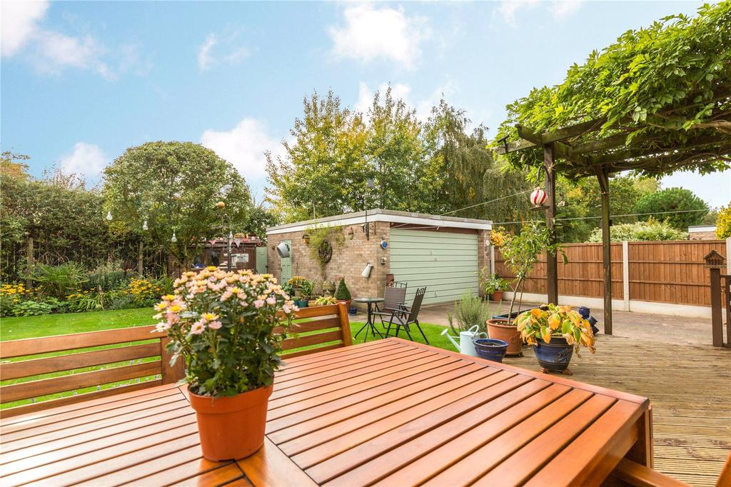 4 Bedrooms Detached House for sale in Colne Close, Lincoln