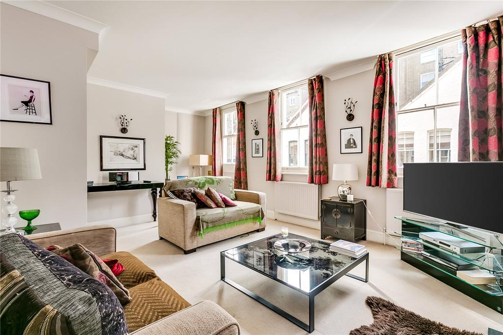2 Bedrooms Flat for sale in Astwood Mews, South Kensington, London