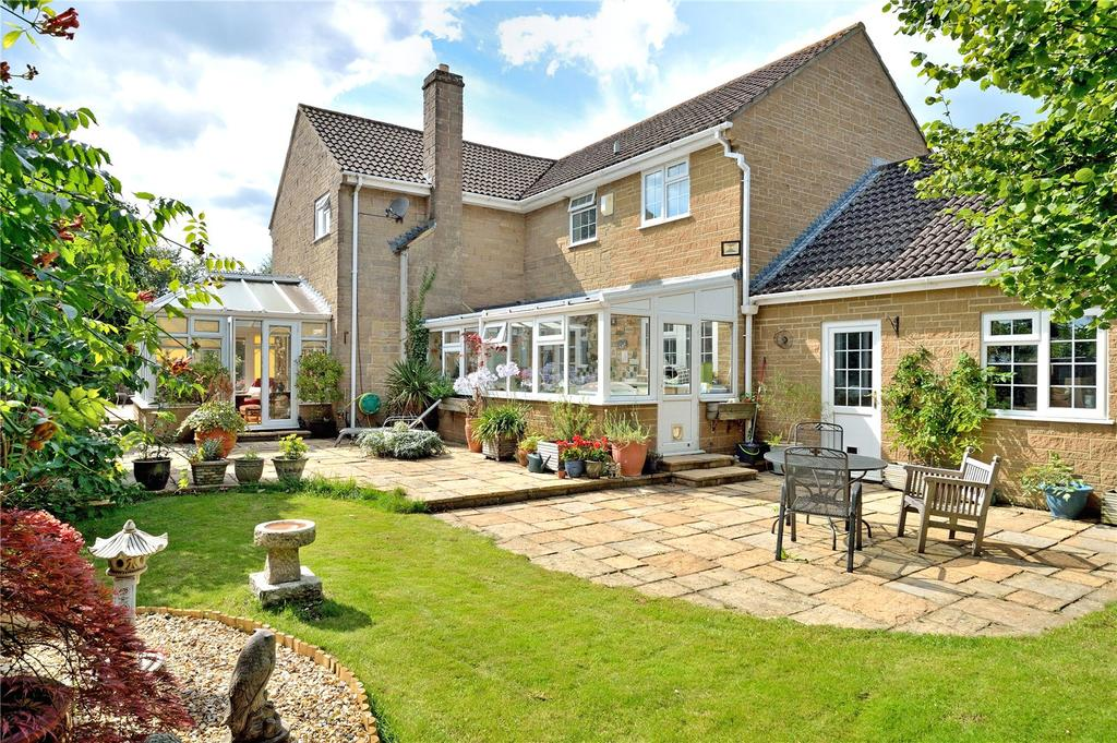 4 Bedrooms Detached House for sale in Springfield Road, Nr. Sherborne, Dorset