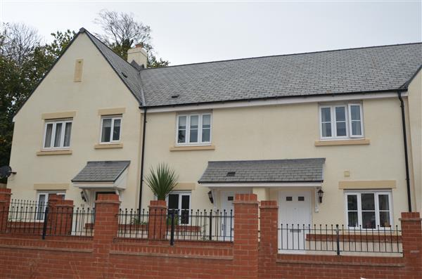 2 Bedrooms Terraced House for sale in Carhaix Way, Dawlish