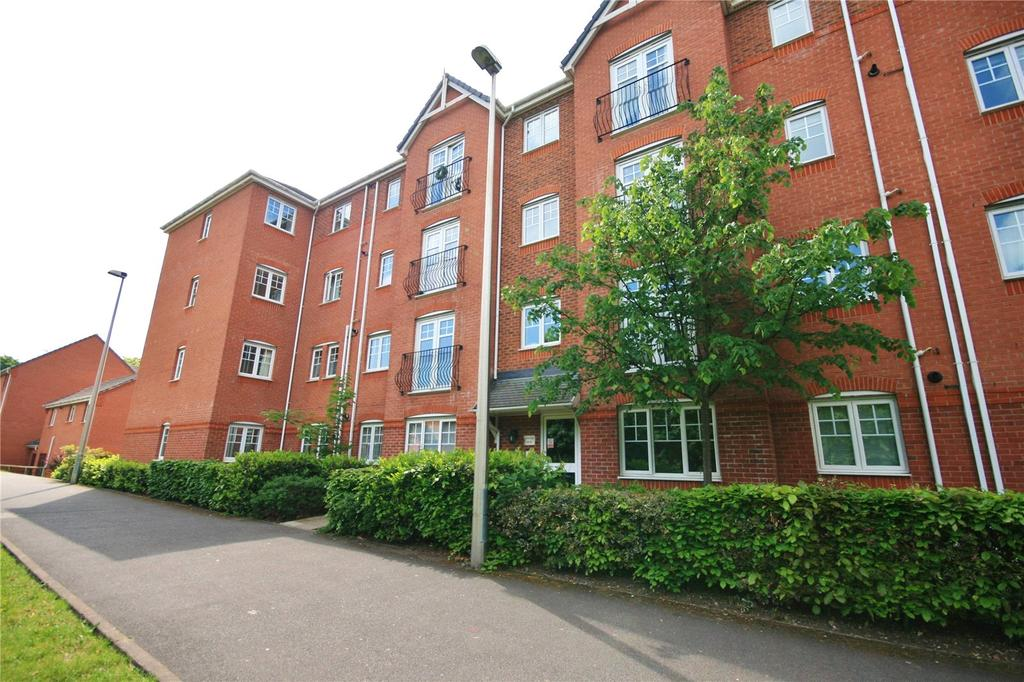 2 Bedrooms Apartment Flat for sale in Trevithick, Blount Close, Crewe, Cheshire, CW1