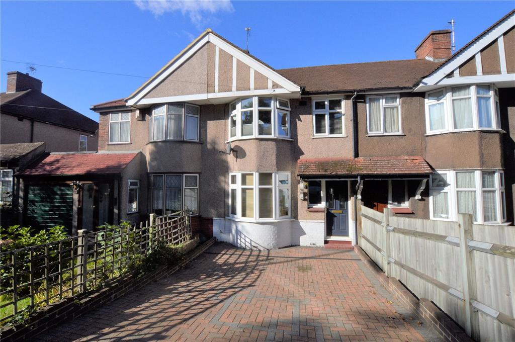 3 Bedrooms Terraced House for sale in Foots Cray Lane, Sidcup, Kent, DA14