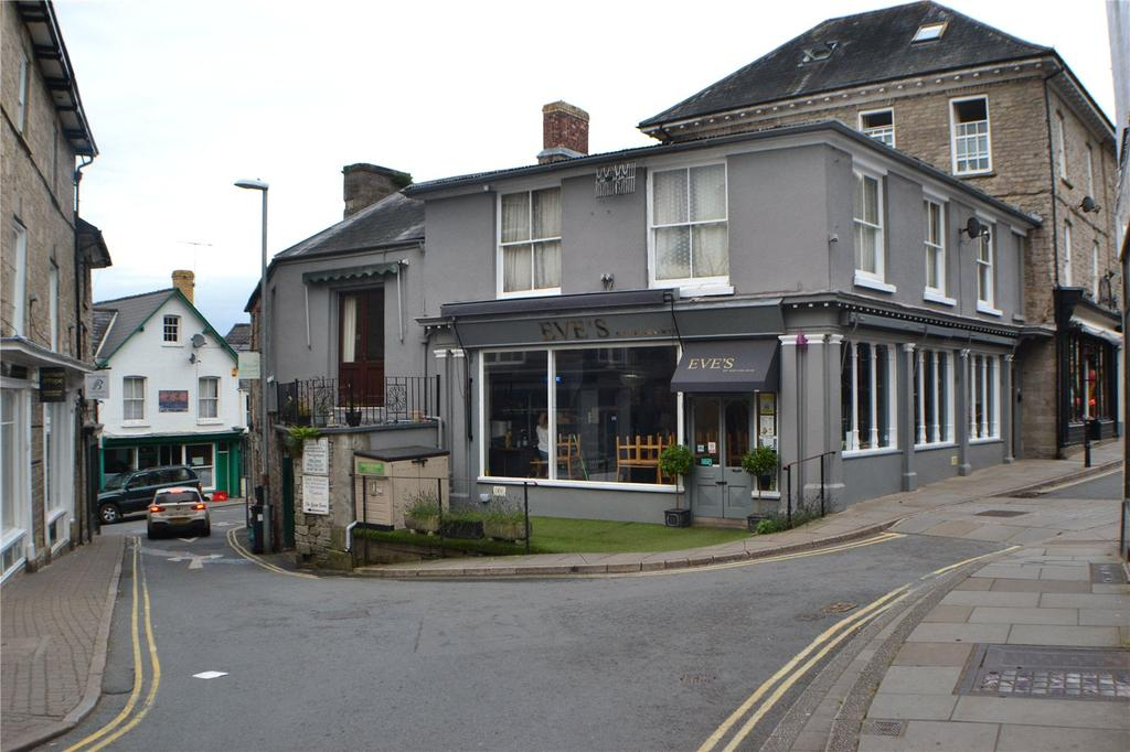 4 Bedrooms Town House for sale in High Town, Hay-on-Wye, Hereford, Powys