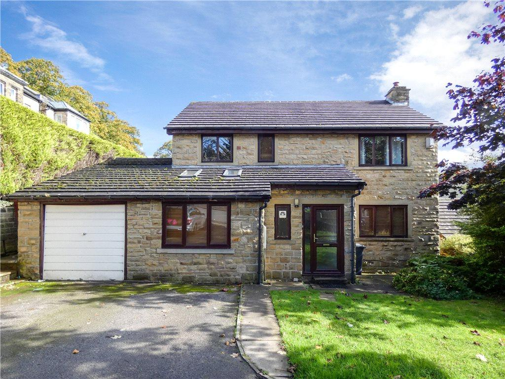 4 Bedrooms Detached House for sale in Hillbro Court, Holden Lane, Baildon