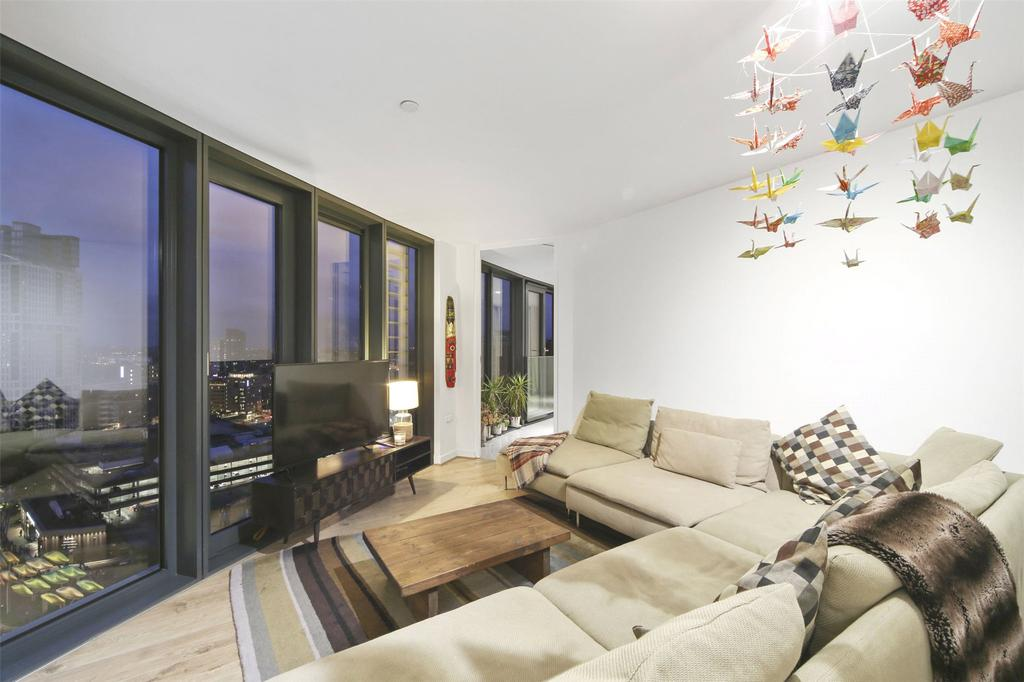 3 Bedrooms Flat for sale in Unex Tower, Station Street, London, E15