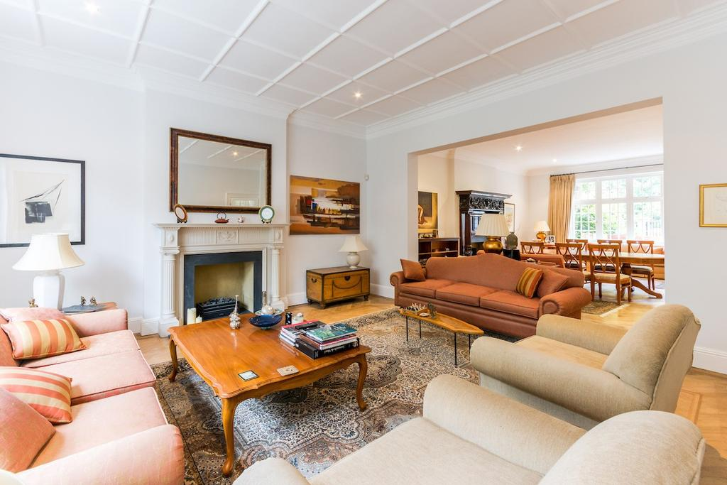 7 Bedrooms House for rent in Bracknell Gardens, London, NW3