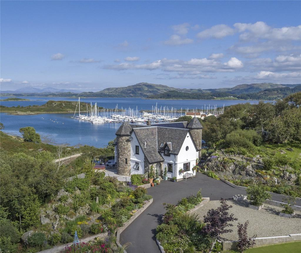 5 Bedrooms Detached House for sale in Craobh Haven, Lochgilphead, Argyll