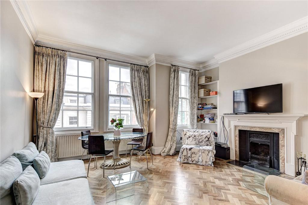 2 Bedrooms Flat for sale in North Audley Street, London, W1K
