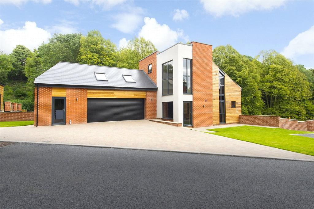 5 Bedrooms Detached House for sale in Springfield Pastures, Alexandra Park, Nottingham, NG3