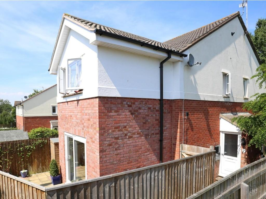 2 Bedrooms Semi Detached House for sale in Brent Close, Woodbury