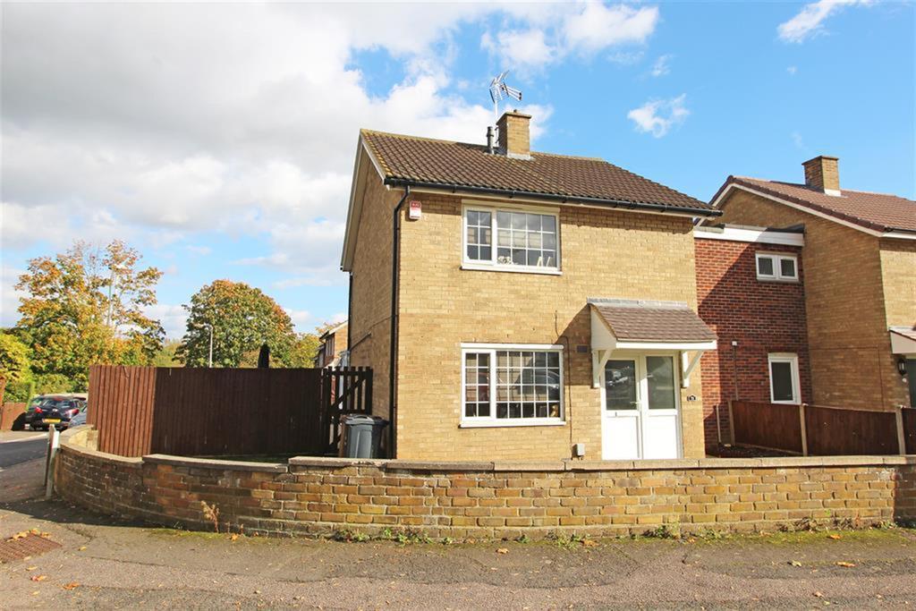 3 Bedrooms End Of Terrace House for sale in Longfields, Stevenage, SG2 8QA