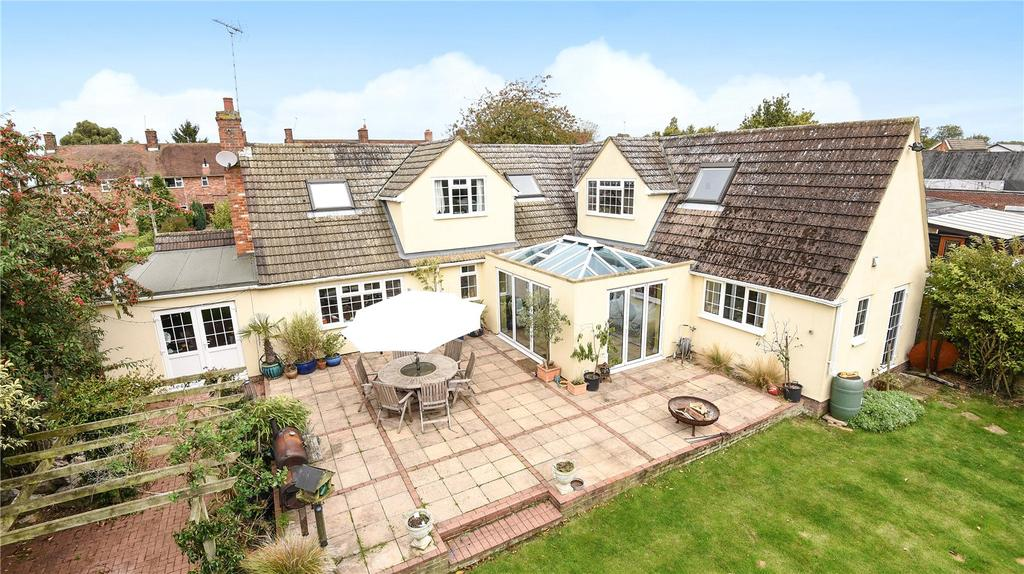 4 Bedrooms Detached House for sale in Mill Road, Henham, Bishop's Stortford, Hertfordshire, CM22