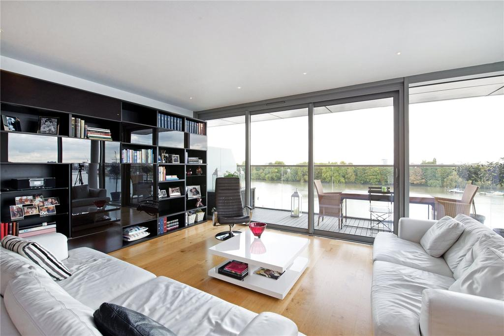 3 Bedrooms Flat for sale in Milliners House, Riverside Quarter, Wandsworth, London, SW18