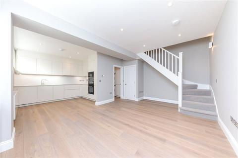 2 bedroom mews to rent - Gloucester Place Mews, Marylebone, London, W1U