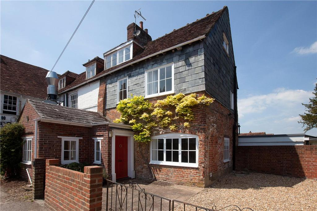2 Bedrooms End Of Terrace House for sale in Broad Street, Alresford, Hampshire, SO24