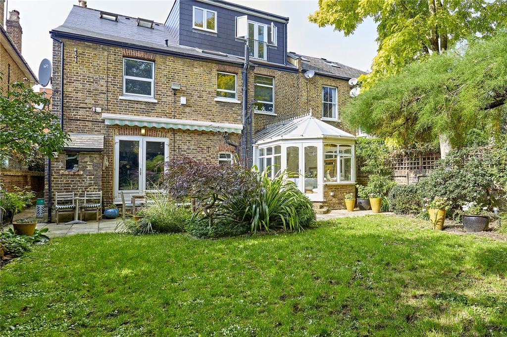 6 Bedrooms Semi Detached House for sale in Rivercourt Road, London, W6