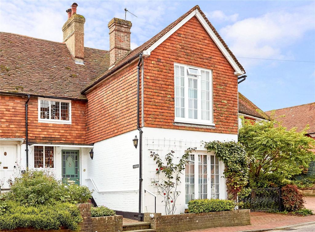 4 Bedrooms End Of Terrace House for sale in High Street, Burwash, Etchingham, East Sussex, TN19