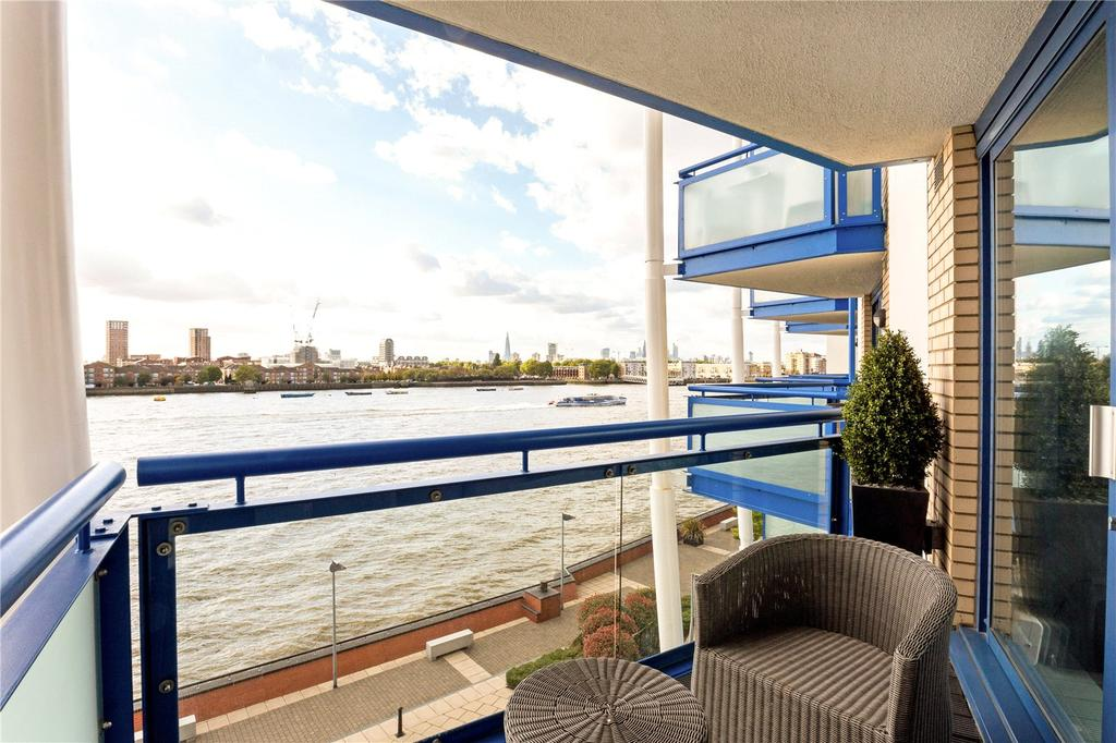 2 Bedrooms Flat for sale in Apollo Building, 1 Newton Place, Canary Wharf, London, E14