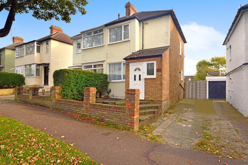 2 Bedrooms Semi Detached House for sale in Fourth Avenue, Luton, Bedfordshire, LU3 3BS
