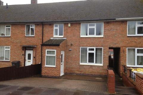 3 bedroom townhouse to rent - Perkyn Road, Thurnby Lodge, Leicester, Leicestershire, LE5 2EX