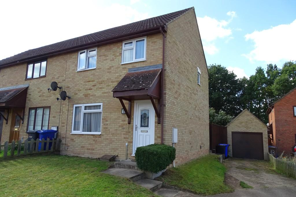 3 Bedrooms End Of Terrace House for sale in Ash Close, Brandon