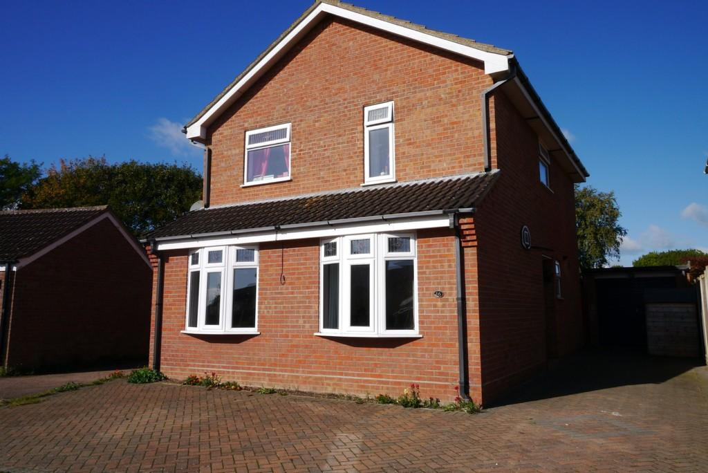 4 Bedrooms Detached House for sale in Copper Beech Drive, Carlton Colville, Lowestoft