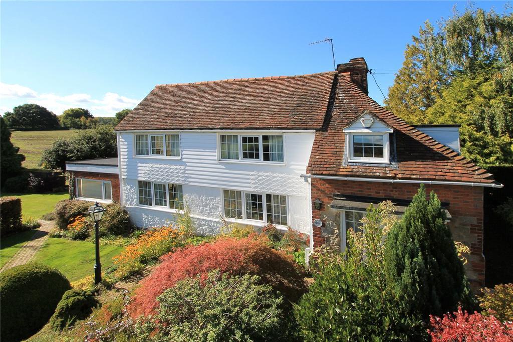 3 Bedrooms Detached House for sale in Dux Lane, Plaxtol, Sevenoaks, Kent, TN15