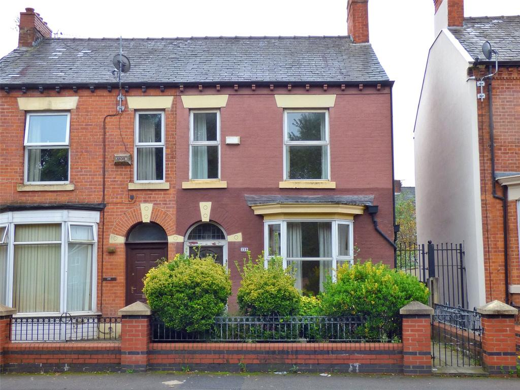 2 Bedrooms Semi Detached House for sale in Kenyon Lane, Moston, Manchester, M40