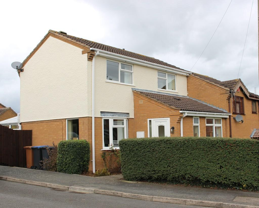 3 Bedrooms Semi Detached House for sale in Bosworth Green, Earl Shilton