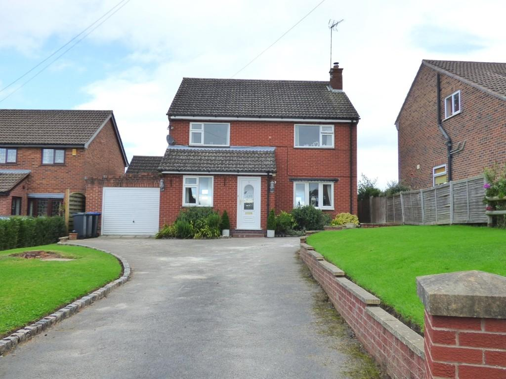 4 Bedrooms Detached House for sale in Doles Lane, Clifton
