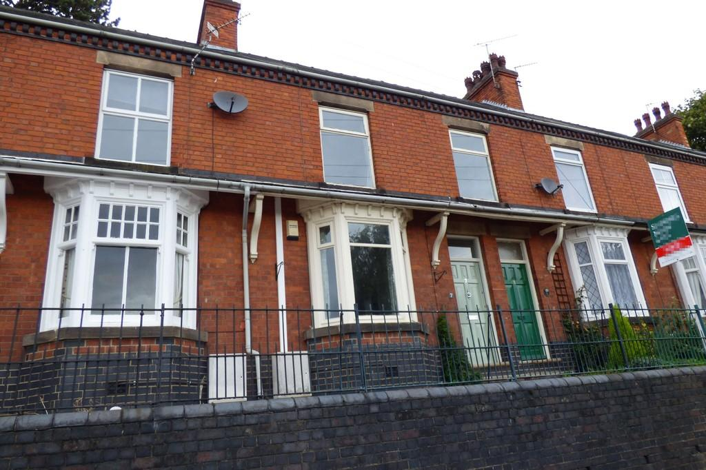 3 Bedrooms Terraced House for sale in Church Street, Tutbury