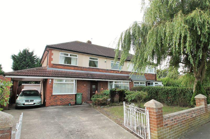 4 Bedrooms Semi Detached House for sale in Darlington Lane, Stockton, TS19 0NE