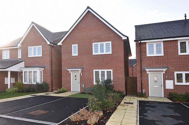 3 Bedrooms Detached House for sale in Blackberry Gardens, Goostrey