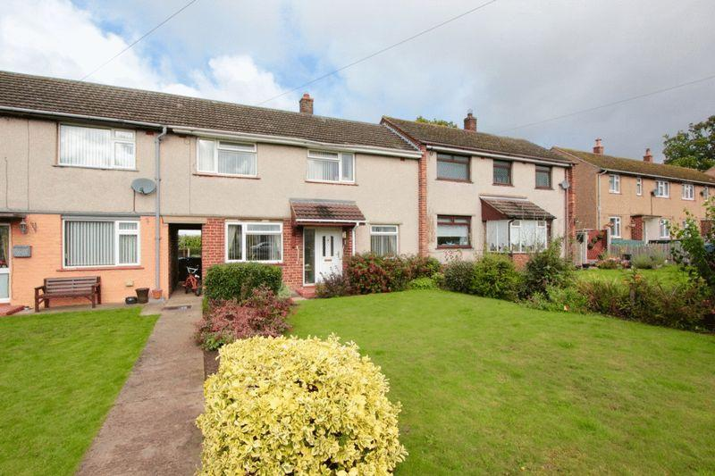 3 Bedrooms Terraced House for sale in Maes Clwyd, Denbigh