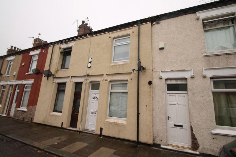 2 Bedrooms Terraced House for sale in Coltman Street, Middlesbrough