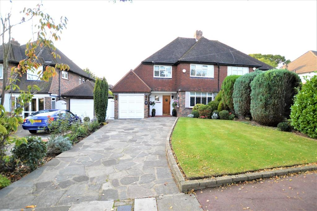 3 Bedrooms Semi Detached House for sale in Crown Woods Way, Eltham SE9