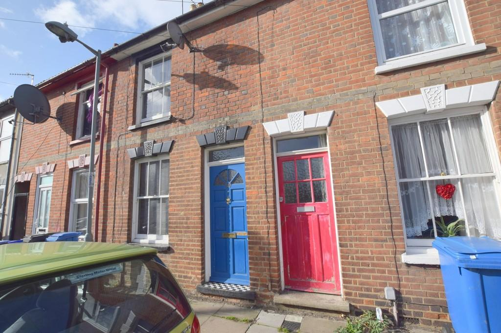 3 Bedrooms Terraced House for sale in Elliott Street, Ipswich, Suffolk, IP1 2HN