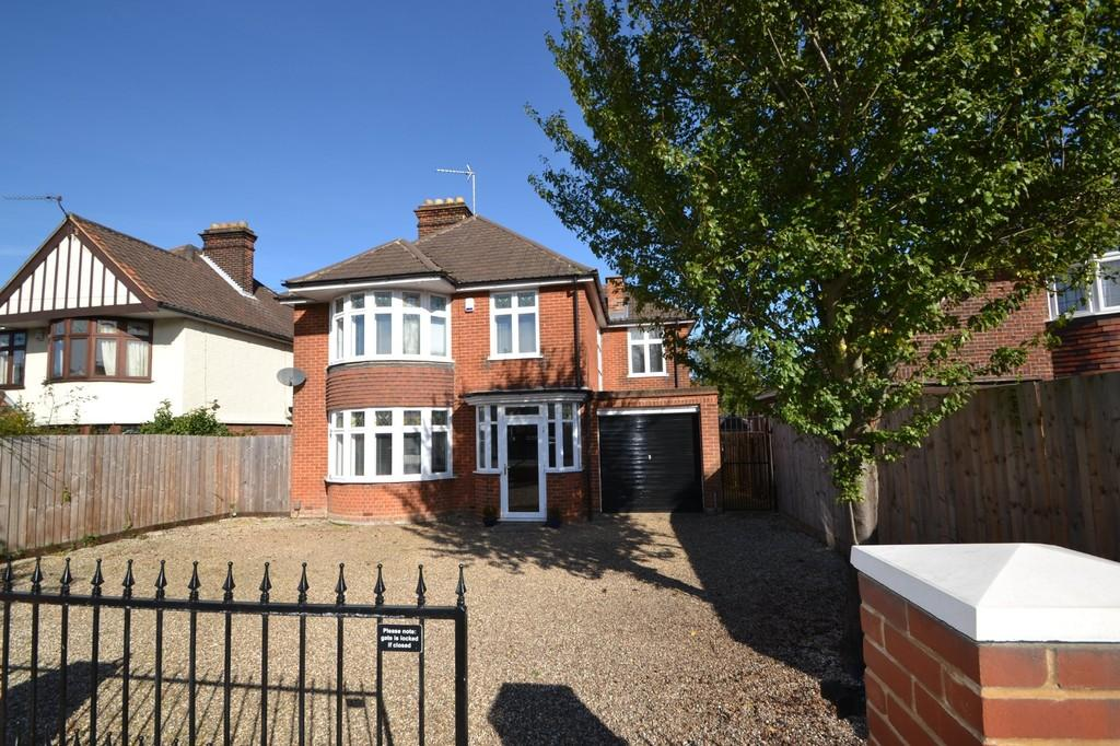 4 Bedrooms Detached House for sale in Valley Road, Ipswich, IP1 4PQ