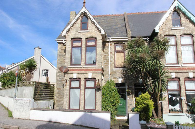 5 Bedrooms Semi Detached House for sale in Sydney Road, Newquay