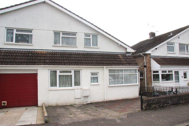 3 Bedrooms Semi Detached House for sale in Chepstow, Monmouthshire