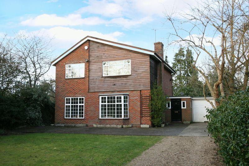 4 Bedrooms Detached House for sale in The Barn House, Stoke Green, Stoke Poges, Buckinghamshire SL2