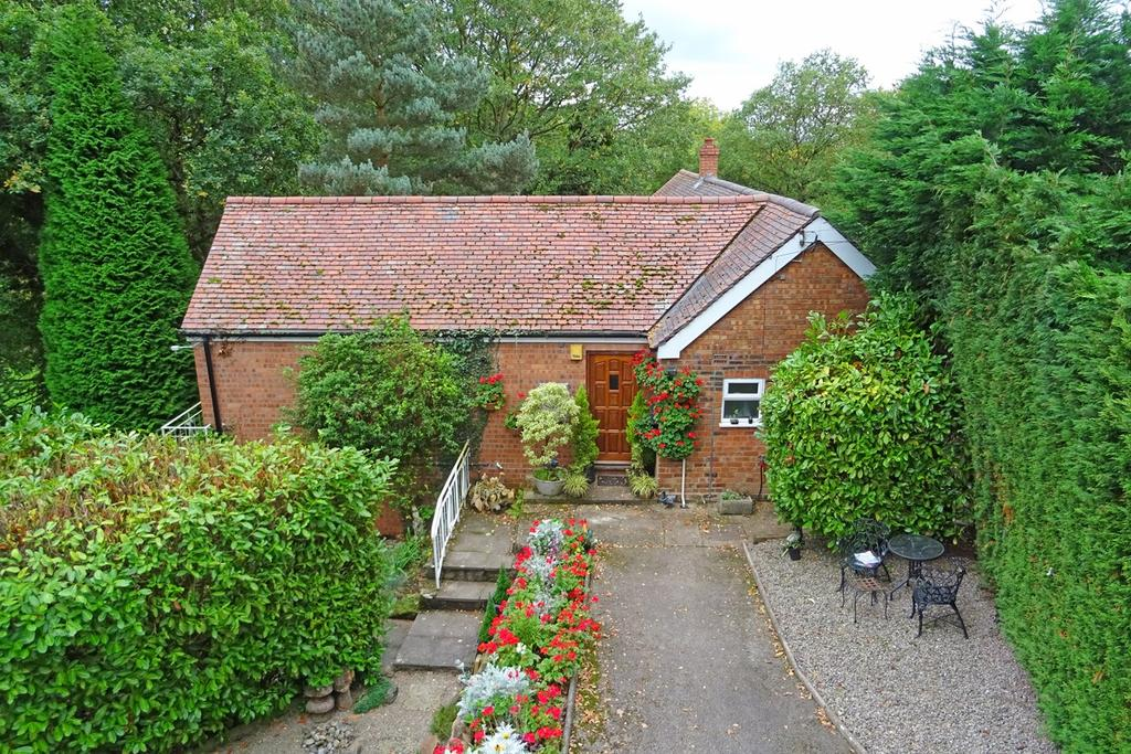 3 Bedrooms Detached Bungalow for sale in Wellington Heath, Ledbury, HR8