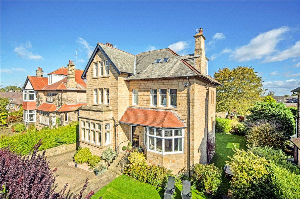 6 Bedrooms Detached House for sale in Harlow Oval, Harrogate, North Yorkshire